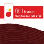 Nouvelle certification EN 9100